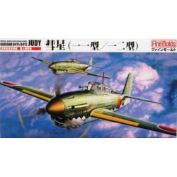 Bombardero IJN D4Y1/D4Y2 ''Judy''