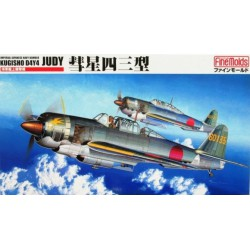 Bombardero IJN D4Y4 ''Judy''.