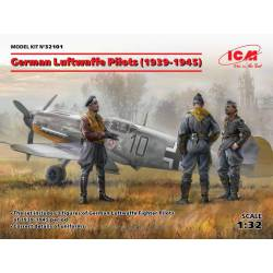 Pilotos de la Luftwaffe alemana (1939-45).