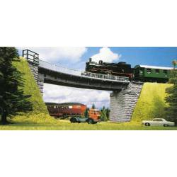 Puente ferroviario.