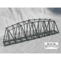 Puente metálico en arco. HACK BRUCKEN BN18