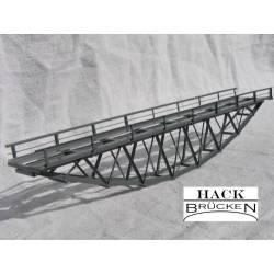 Puente metálico. HACK BRUCKEN BN24