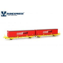 Plataforma Laagrss Crossrail, TRANSFESA.