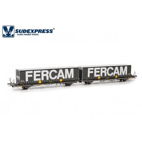 Plataforma Laagrss Fercam, RENFE.