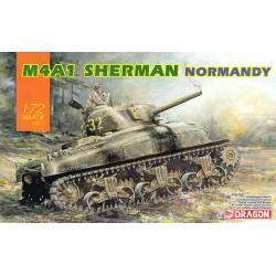 Sherman M4A1.