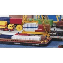 Barcaza de transporte. KIBRI 38522
