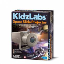 Space slide projector.