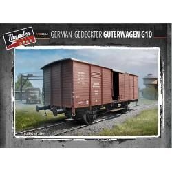 Vagón de mercancías alemán G10.