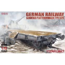 Schwerer plattform wagen Type SSYS.