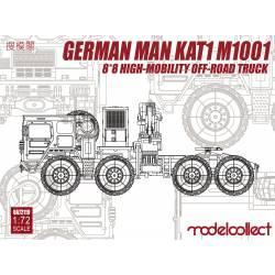 Camión MAN KAT1 M1001.