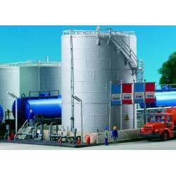 Tanque individual de combustible.