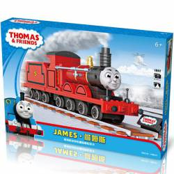 Thomas and Friends: James.