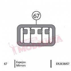 Espejos retrovisores para 269.