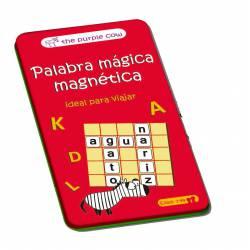 Palabra mágica, magnética.