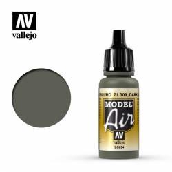 Dark Slate Grey FS34096 17 ml.