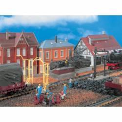 Set de accesorios ferroviarios. VOLLMER 5711