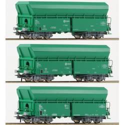 Set de vagones tolva Fals, RENFE.