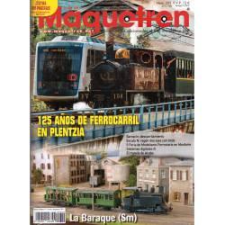 Revista Maquetren, nº 309.