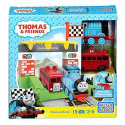 Thomas and Bertie. MEGABLOKS