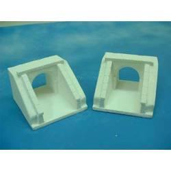 Dos bocas de túnel. PN SUD MODELISME 8732