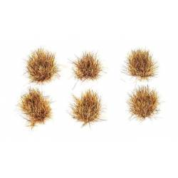 10 mm Self Adhesive Patchy Grass Tufts.