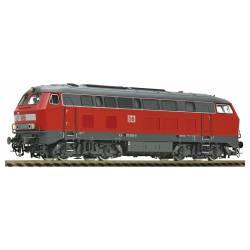Locomotora diésel serie 215, DB AG.