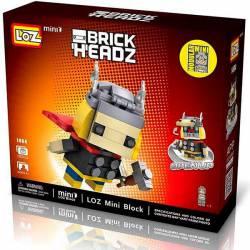 Brick Headz: Batman.
