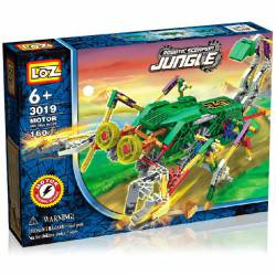 Robotic Scorpion Jungle.