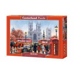 Abadía de Westminster, 3000 piezas.