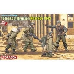 Totenkopf Division, Kharkov 1943.