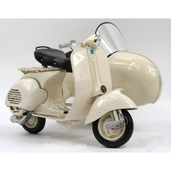 Vespa 150 VL17 with sidecar, 1955.
