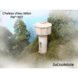 Depósito de agua. PN SUD MODELISME 1602