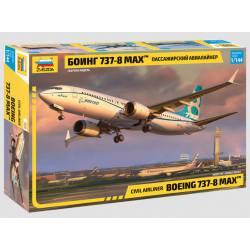 Boeing 737-8 MAX.