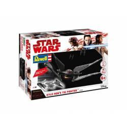 Star Wars: Kylo Ren´s Tie fighter. REVELL 06760