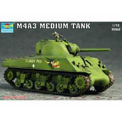 Tanque M4A3.