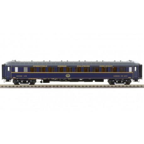 Sleeping coach 3335, type Z. CIWL / IIIc.