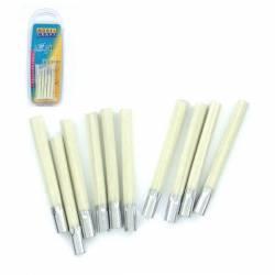 Recambios lápiz de fibra de vidrio.