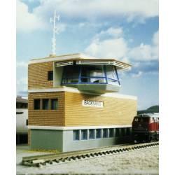 Signal box.