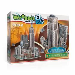 Manhattan west.