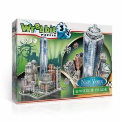 Manhattan World Trade.