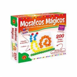 Mosaicos mágicos. 200.