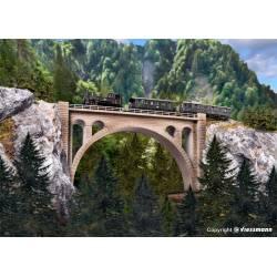 Puente recto.