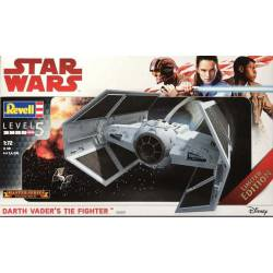 Star Wars: Darth Vader´s Tie fighter.