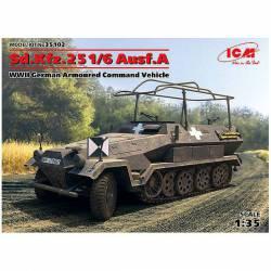 Ambulancia Sd.Kfz.251/6 Ausf.A.