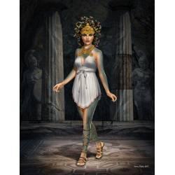 Antigua Grecia, Medusa.