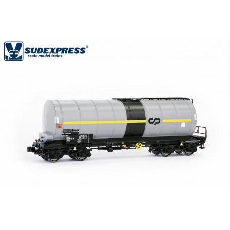 Cisterna tipo Zaes CP, diésel.