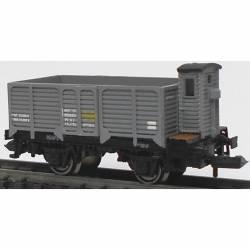 Vagón X2 gris claro, RENFE.