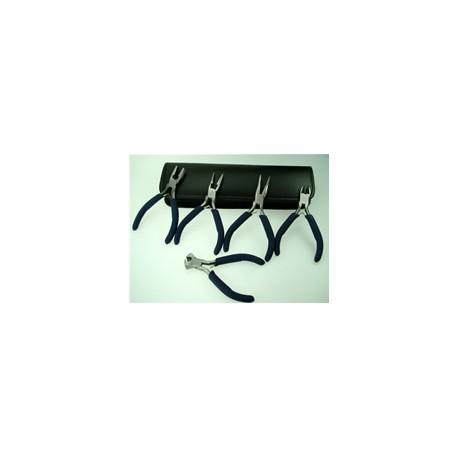 5 piece mini plier set. MODELCRAFT PPL6000