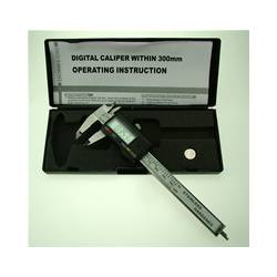 Metal digital calipers. MODELCRAFT PGA1100