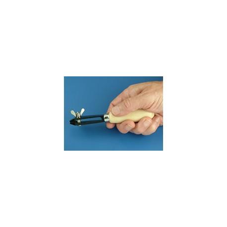 Mini hand vice. MODELCRAFT PPV0004